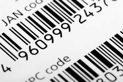 UPC codes for contests