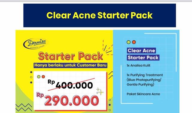 dermies acne star pack