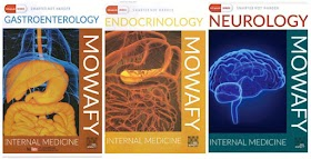Internal Medicine Books, Dr. Ahmed Mowafy (2020-2021)