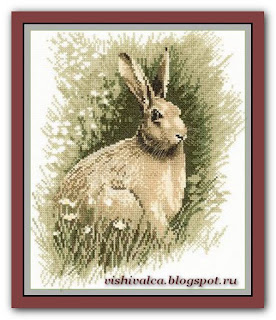 "Heritage Crafts The John Stubbs Editions JSBH297 ""Brown Hare"""