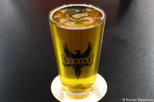 Strike Brewing Co. Santa Cruz Classic Dot Blonde Ale San Jose Breweries