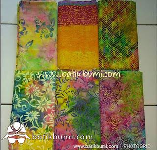 batik cap smok