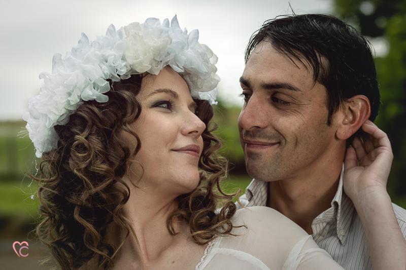 Mari crea fotografa di coppia a Torino
