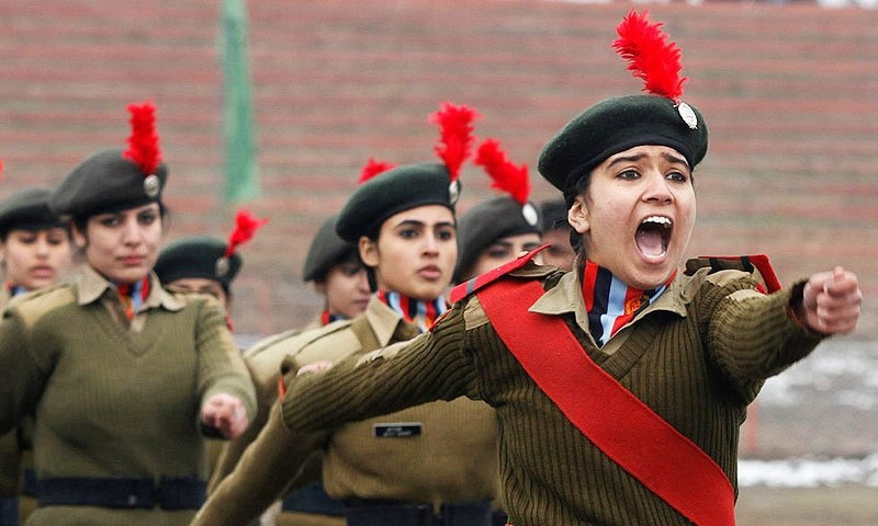 Indian-Women-Armed-Forces