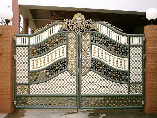 Mighty Lists 15 beautiful gates