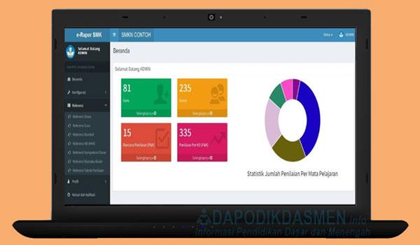 Download Aplikasi e-Rapor SMK Versi 4.1.0, Unduh Aplikasi e-Rapor SMK Versi Terbaru 4.1.0