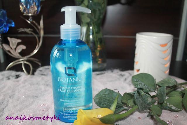 Biotaniqe - żel do mycia twarzy