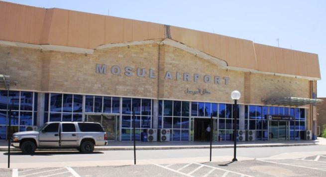 مطار الموصل الدولي Mosul International Airport