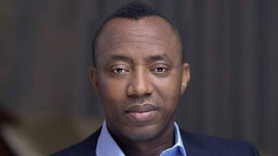 Sowore: I Was Maltreated In DSS Detention