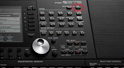 Cara Memasukkan Dan Memainkan Style Yamaha PSR-S750 Sampai 975