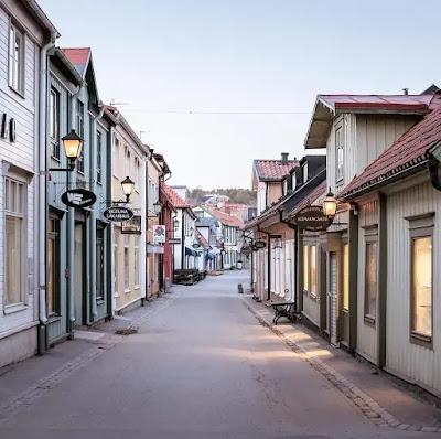 سيغتونا فى السويد .. ( Sigtuna )
