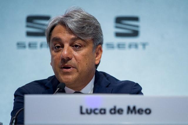 Renault назначит бывшего руководителя Seat генеральным директором