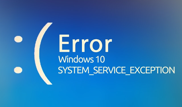 How to Fix the System Service Exception Stop Code in Window 10