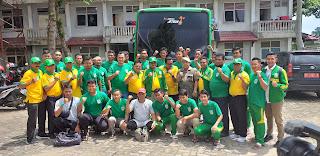 Kota Jambi Vs Tanjab Barat di Partai Pembuka Gubernur Cup 2020
