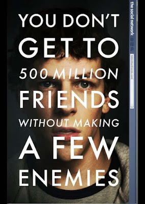 Sinopsis The Social Network [tentang Pendiri Facebook, Mark Zuckerberg] (2010)