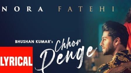 Chhor Denge Lyrics - Parampara Tandon - Download Video or MP3 Song
