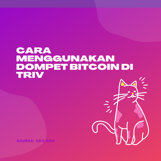 Cara Menggunakan Dompet Bitcoin di Triv