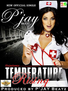@NAIJAMUSICCITY MUSIC: PJay ( @pjaybeats) - Temperature Rising