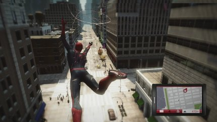 download The Amazing Spider-Man pc game free | GAMER PC
