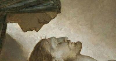 Opera di Oleg Supereco -pittore russo contemporaneo