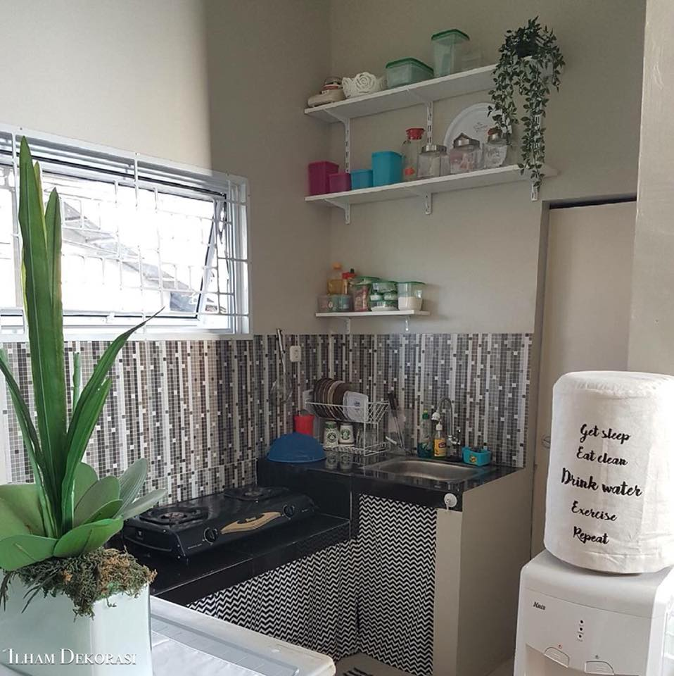 Inspirasi Foto Dapur Mungil Nan Cantik Rumah Minimalis