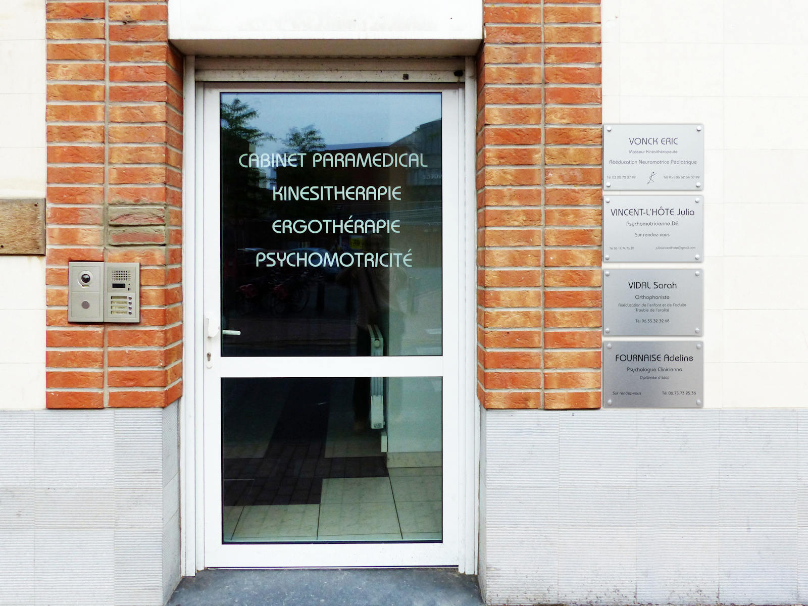 Cabinet Paramédical Centre Ville Tourcoing.