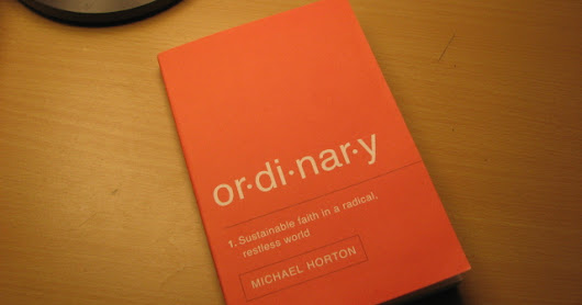 Off My Shelf: Ordinary