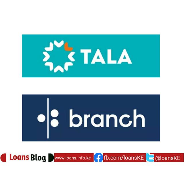 Tala, Branch