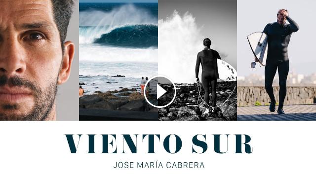 Viento Sur en Lanzarote -Tubos y Jose María Cabrera