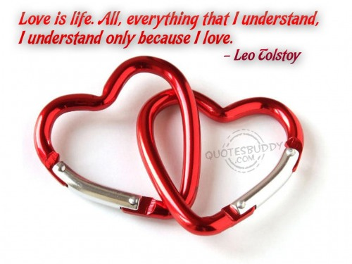 Great Quotes About Love And Life