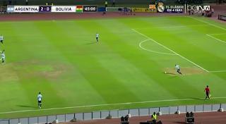 اهداف مباراة الارجنتين وبوليفيا 2-0الاربعاء 30-03-2016 تصفيات كأس العالم: أمريكا الجنوبية