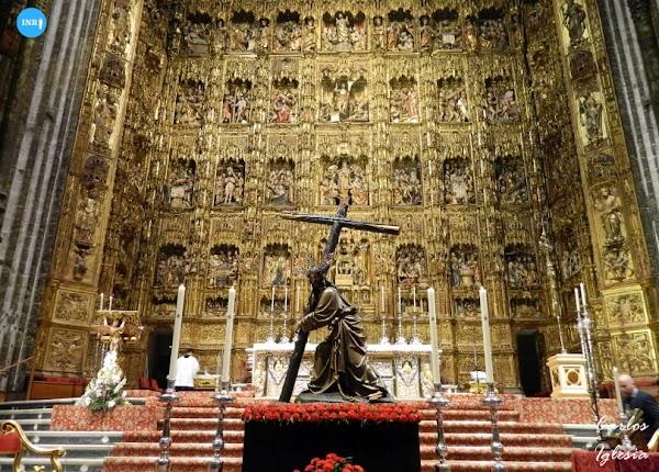 La Junta de Andalucía propone reanudar celebraciones religiosas el domingo 3 de mayo