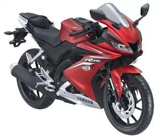 Yamaha telah resmi merilis produk motor sport fairing  Resmi Rilis Ini Spesifikasi Yamaha R15 2017