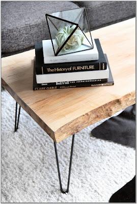 Wood Slab Coffee Table Diy;Tree Slab Coffee Table;