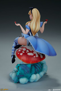 """Figuras: Galería de imágenes de Alice in Wonderland de """"J. Scott Campbell Fairytale Fantasies"""" - Sideshow"""