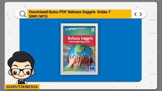 download ebook pdf  buku digital bahasa inggris kelas 7 smp/mts