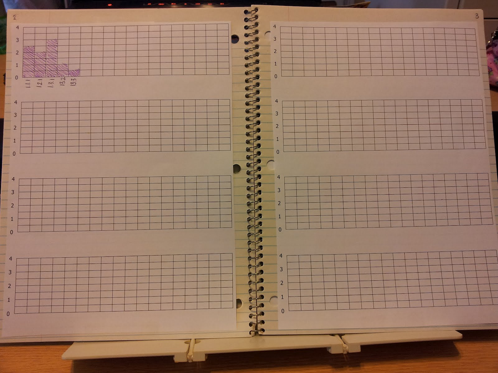 Teaching Statistics Algebra 2 Interactive Notebook