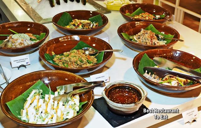 Four Points By Sheraton Puchong Buffet Menu Salad