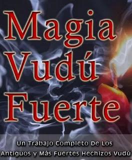 Manual de Magia Vudu Fuerte Libros para descargar en pdf