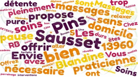 Massages à Sausset les Pins (13960);