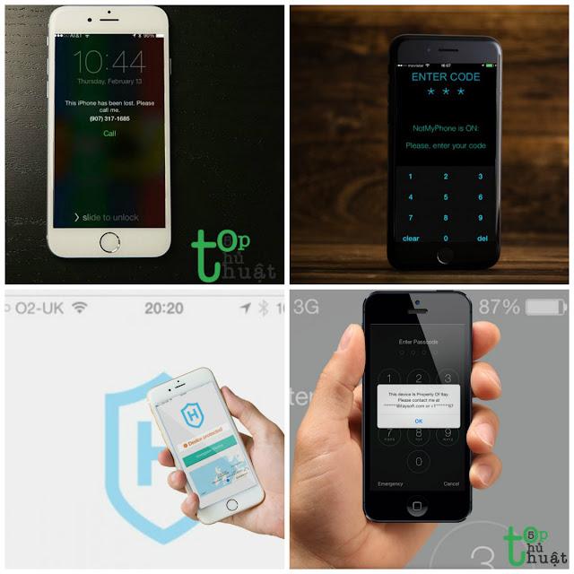 Top 5 ứng dụng chống trộm cho điện thoại iPhone giúp bảo vệ dế yêu an toàn