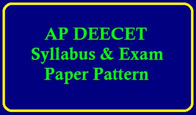 AP DEECET Syllabus 2020 – AP D.Ed Exam Paper Pattern/2020/02/ap-deecet-syllabus-2020-ap-DEd-DIETCET-paper-Pattern-download.html