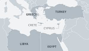 In Libya, our concern was preventing a Turkish military base opposite Crete
