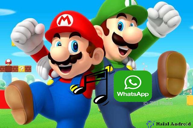 Nada Dering WhatsApp Super Mario Bros
