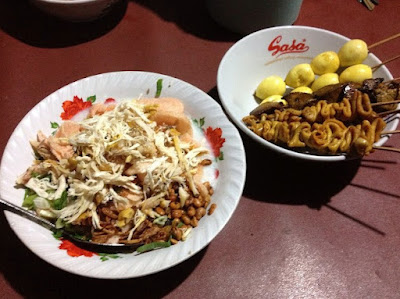 Gambar Resep Bubur Ayam Cirebon Istimewa
