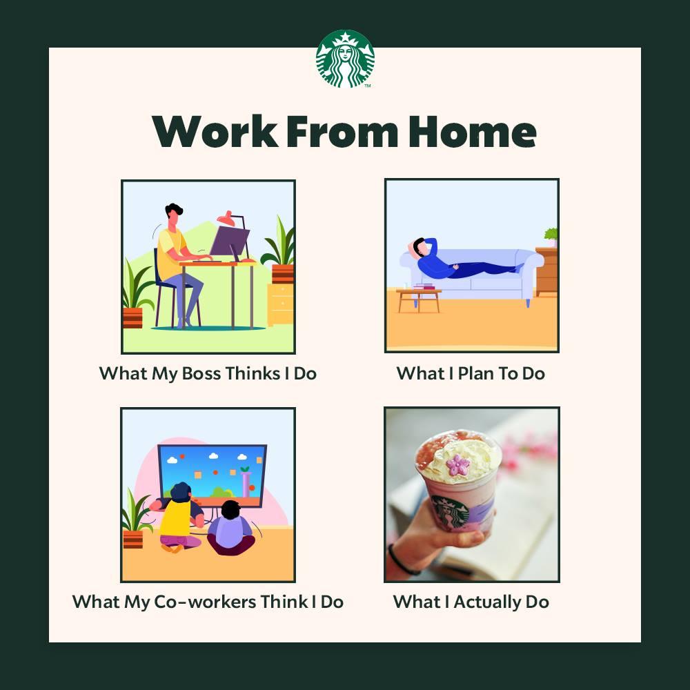 Starbucks new norm content