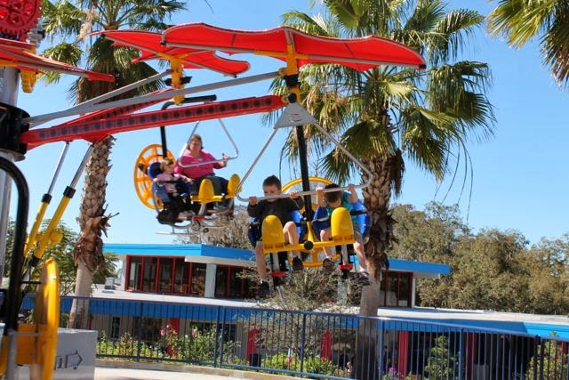 Legoland Florida Rides List