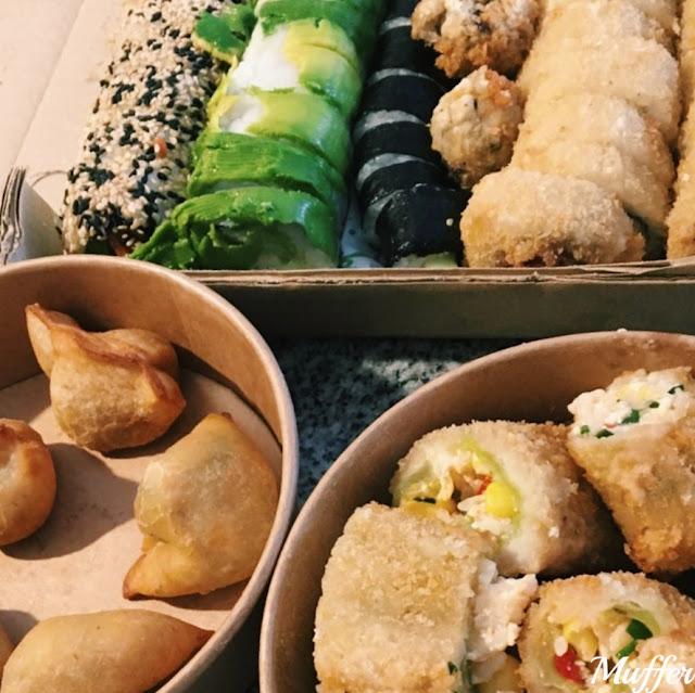 Yasai Vegan Sushi