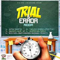 Hill Vybz & Zid Records - Trial & Error Riddim