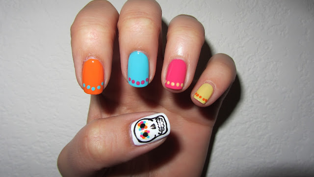 Nail Freak Cinco De Mayo